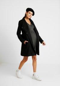 Gebe - DRESS HANNA - Vestido ligero - grey melange - 2