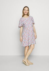 Gebe - DRESS CUBA NURSING - Sukienka letnia - multicoloured - 1