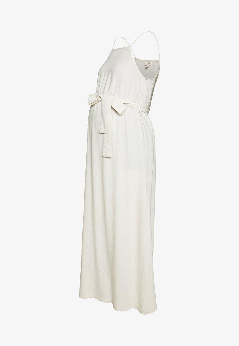 Gebe - DRESS RUSSIA - Sukienka letnia - natural