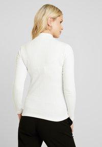 Gebe - REBECCA - Stickad tröja - off white - 2