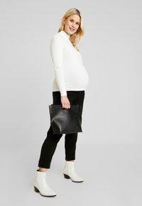 Gebe - REBECCA - Stickad tröja - off white - 1