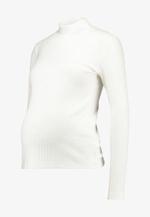 REBECCA - Jersey de punto - off white