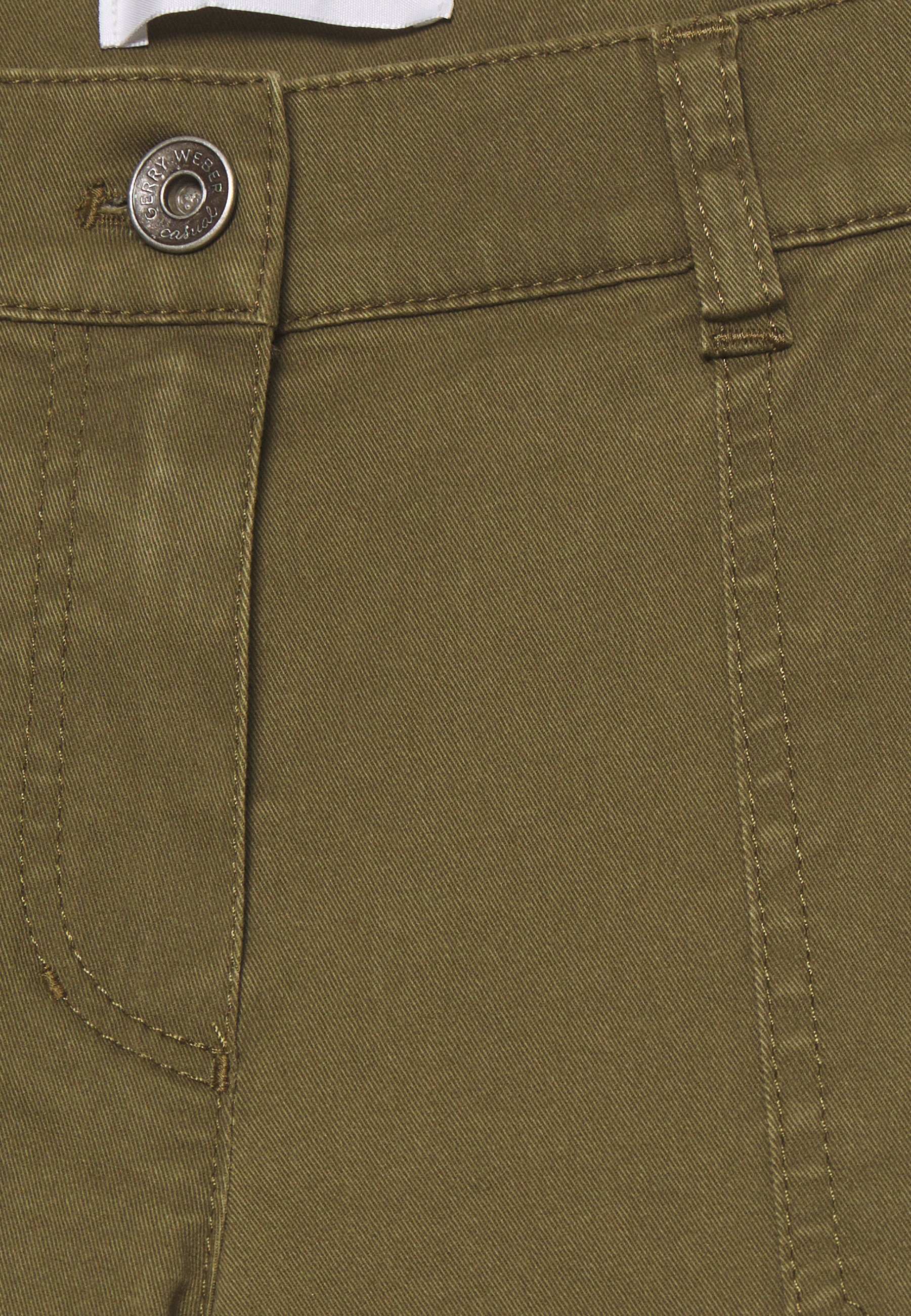 Gerry Weber Casual Freizeit - Pantalon Classique Olive Branch