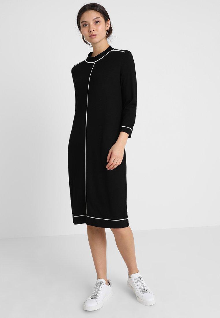Gerry Weber Casual - Jersey dress - schwarz