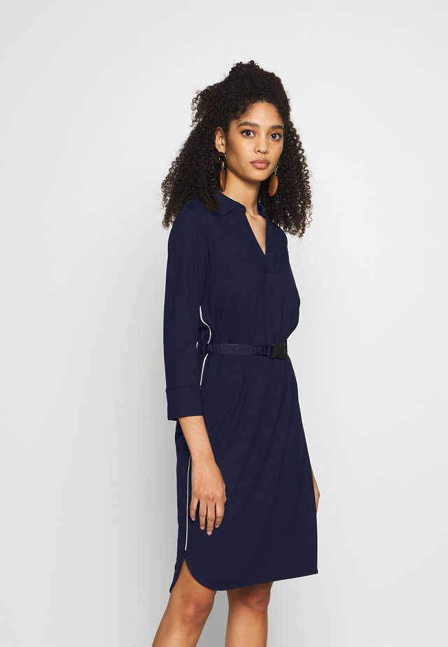 Robe en jersey - dark navy