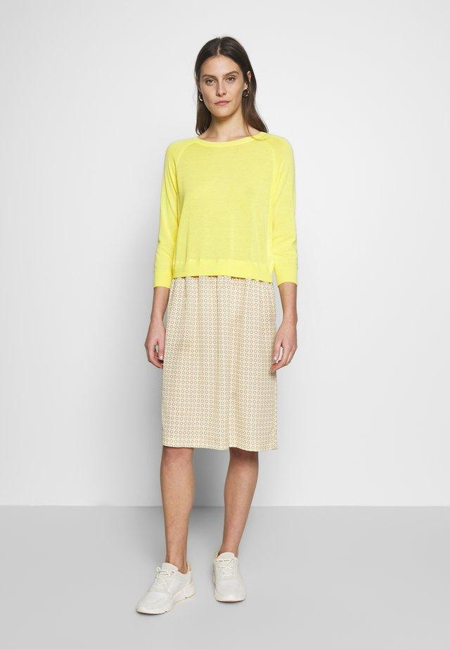 Denní šaty - citrus