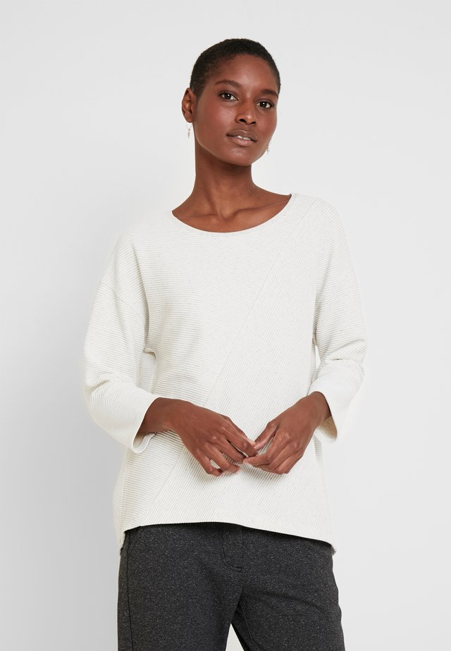 3/4 ARM - Strickpullover - off-white