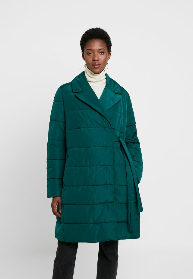 Manteau court - bottle green