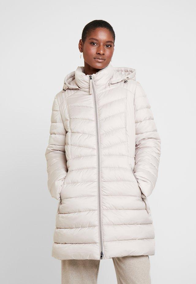 Zimní kabát - desert