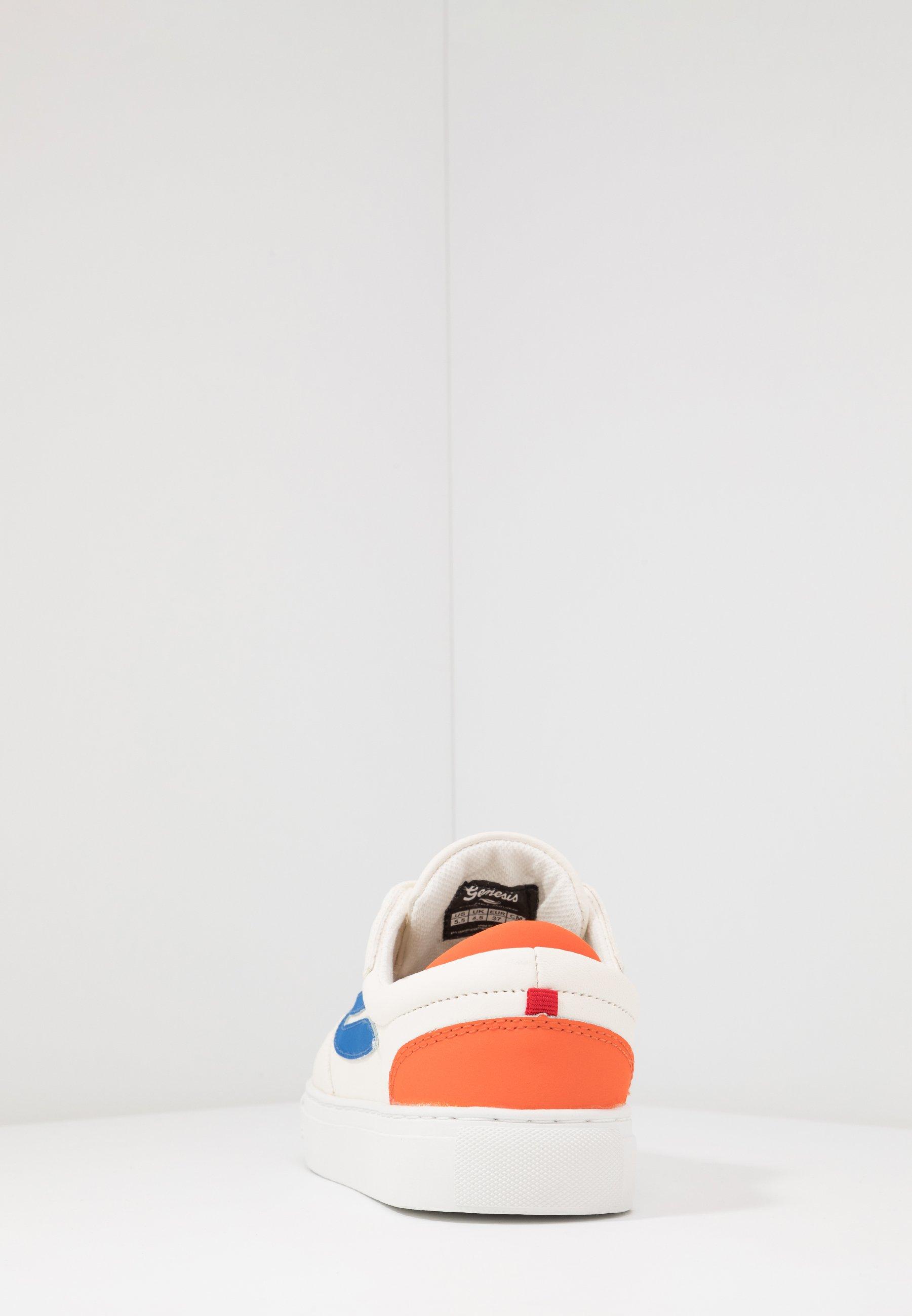Genesis Soley - Joggesko White/royal/orange