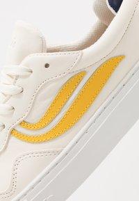 Genesis - SOLEY - Tenisky - white/yellow/navy - 6