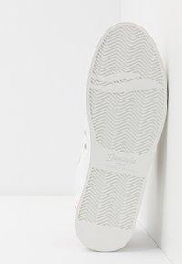 Genesis - SOLEY - Sneaker low - white/wine - 4