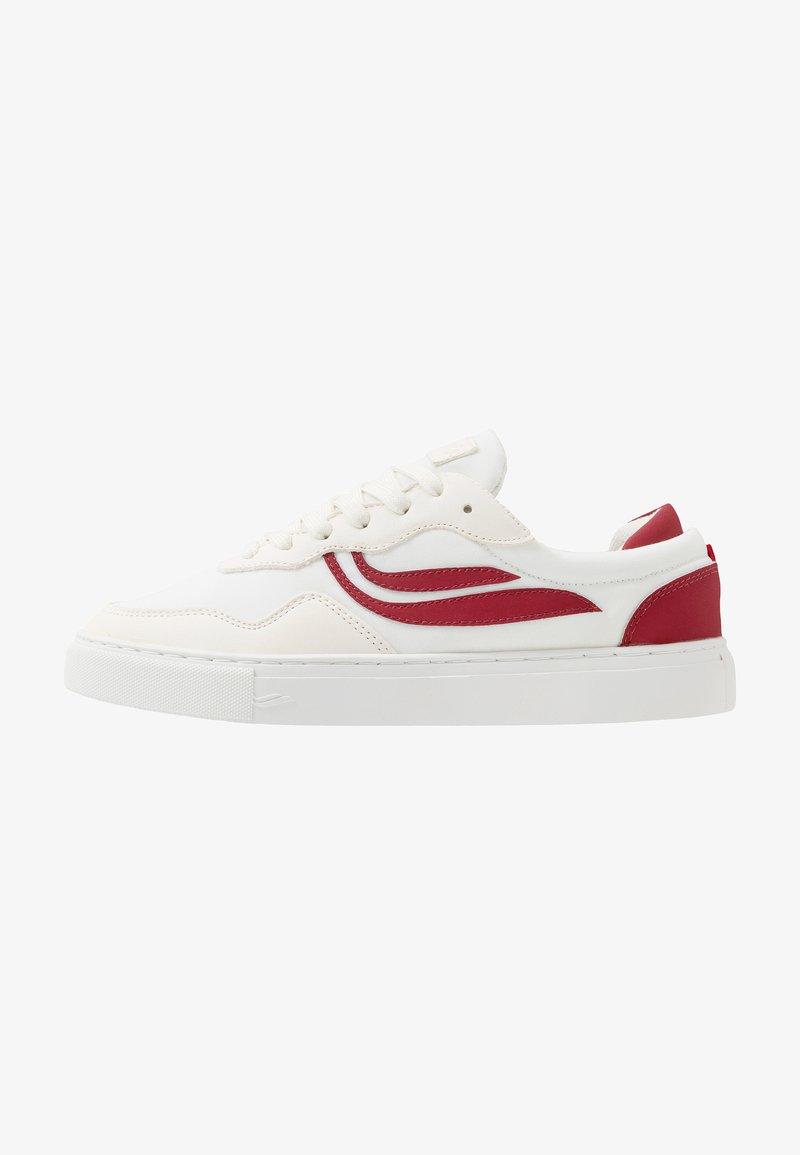 Genesis - SOLEY - Sneaker low - white/wine
