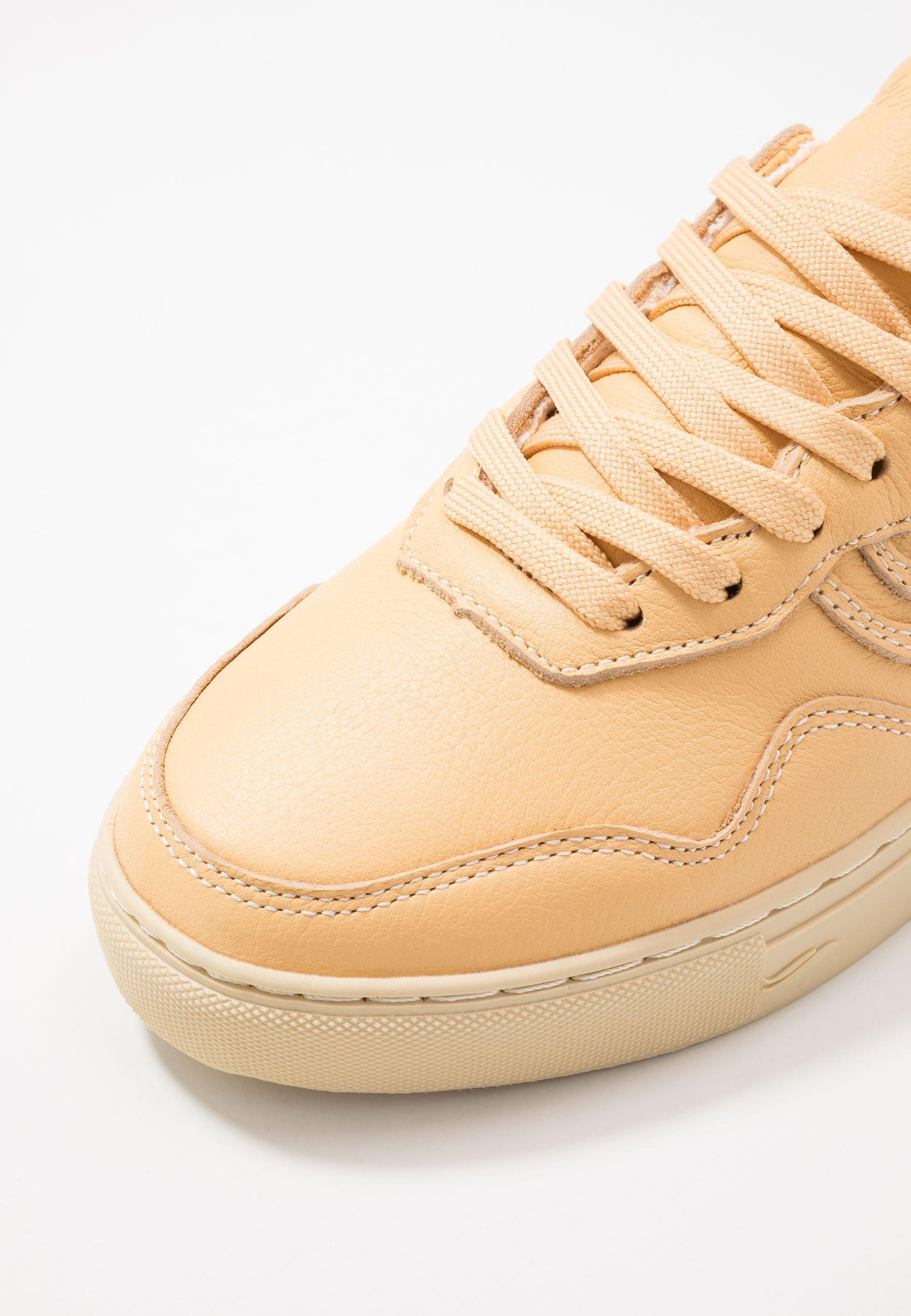 Genesis Soley Tumbled - Baskets Basses Wheat