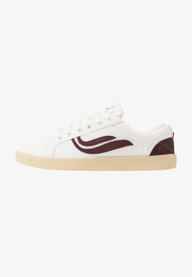 HELÀ  - Sneakers - offwhite/wine