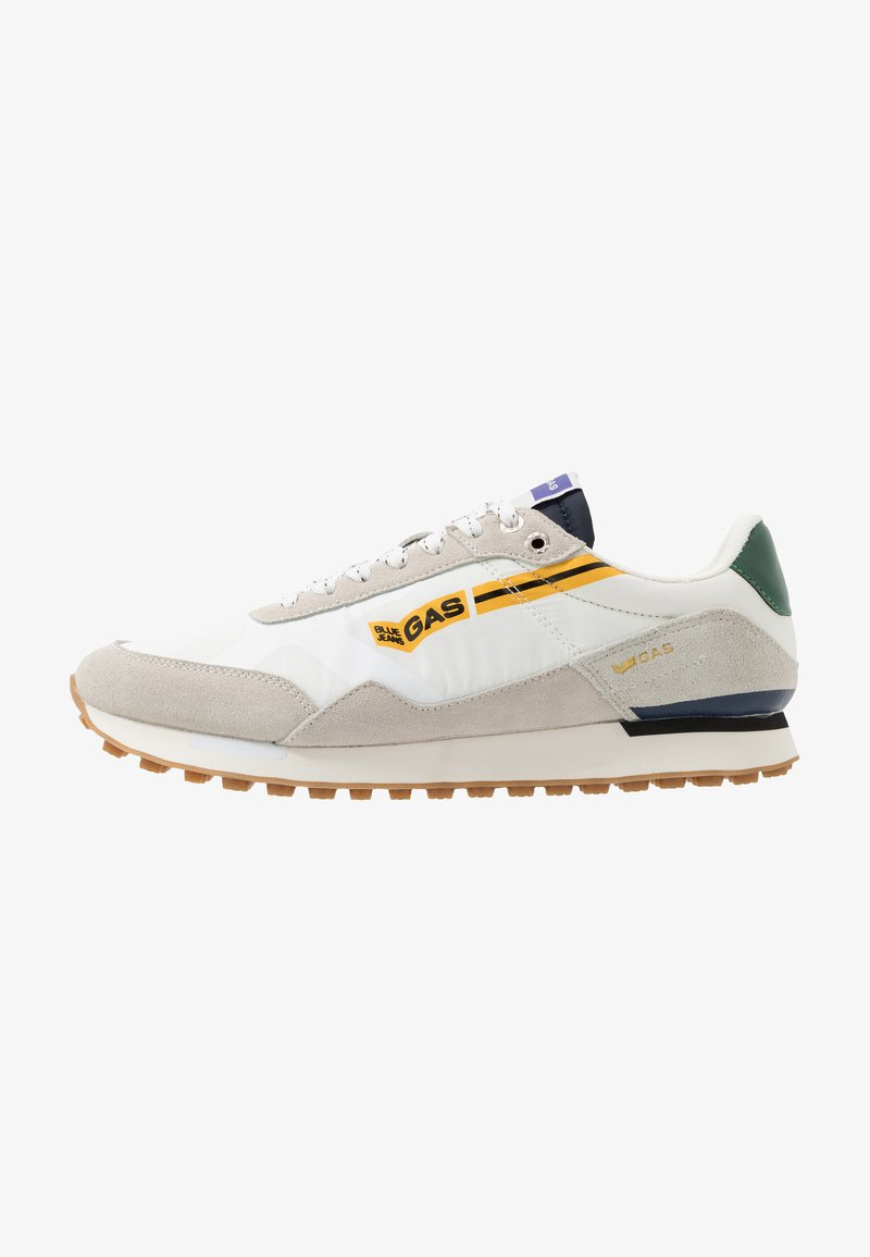 GAS Footwear - BORA  - Trainers - white