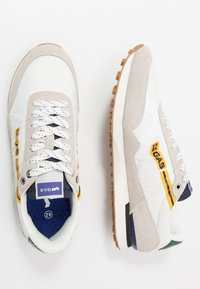 GAS Footwear - BORA  - Trainers - white - 1