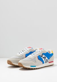 GAS Footwear - PARRIS - Trainers - white/light blu - 2