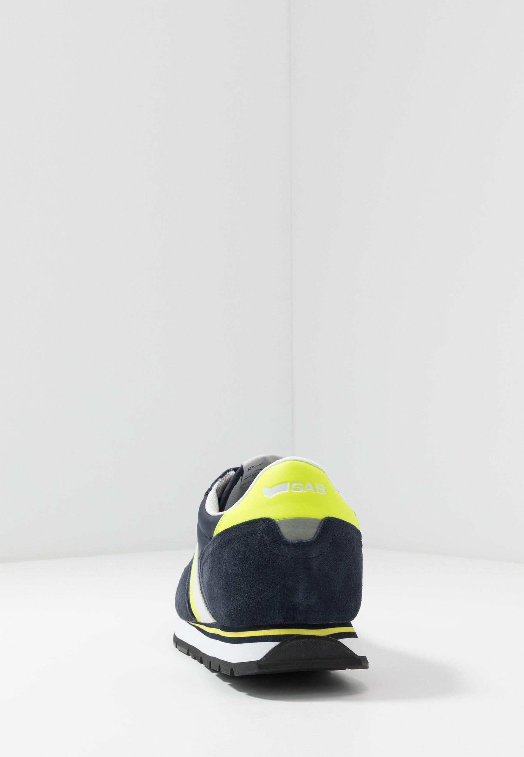 GAS Footwear ROB - Baskets basses - deep