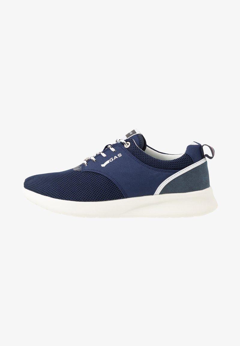 GAS Footwear - NEWTOON - Sneakers laag - navy