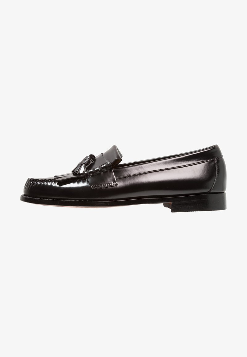 G. H. Bass & Co. - WEEJUN LAYTON MOC KILTIE - Business loafers - black