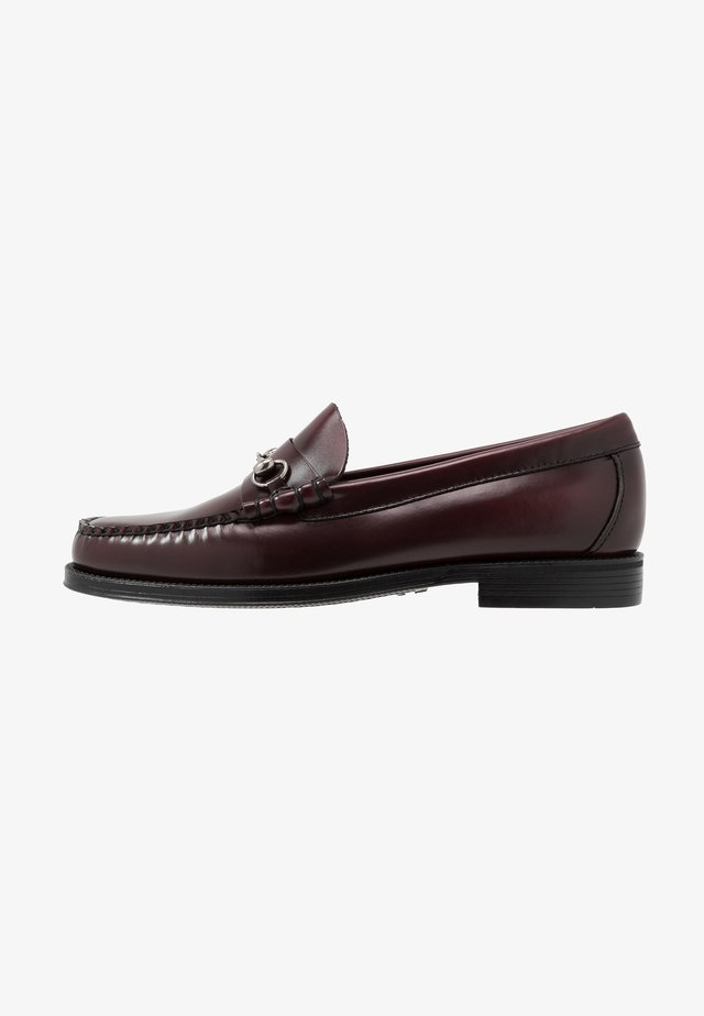 EASY WEEJUN LINCOLN - Business-Slipper - wine
