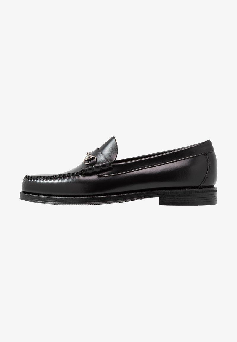 G. H. Bass & Co. - EASY WEEJUN LINCOLN - Elegantní nazouvací boty - black