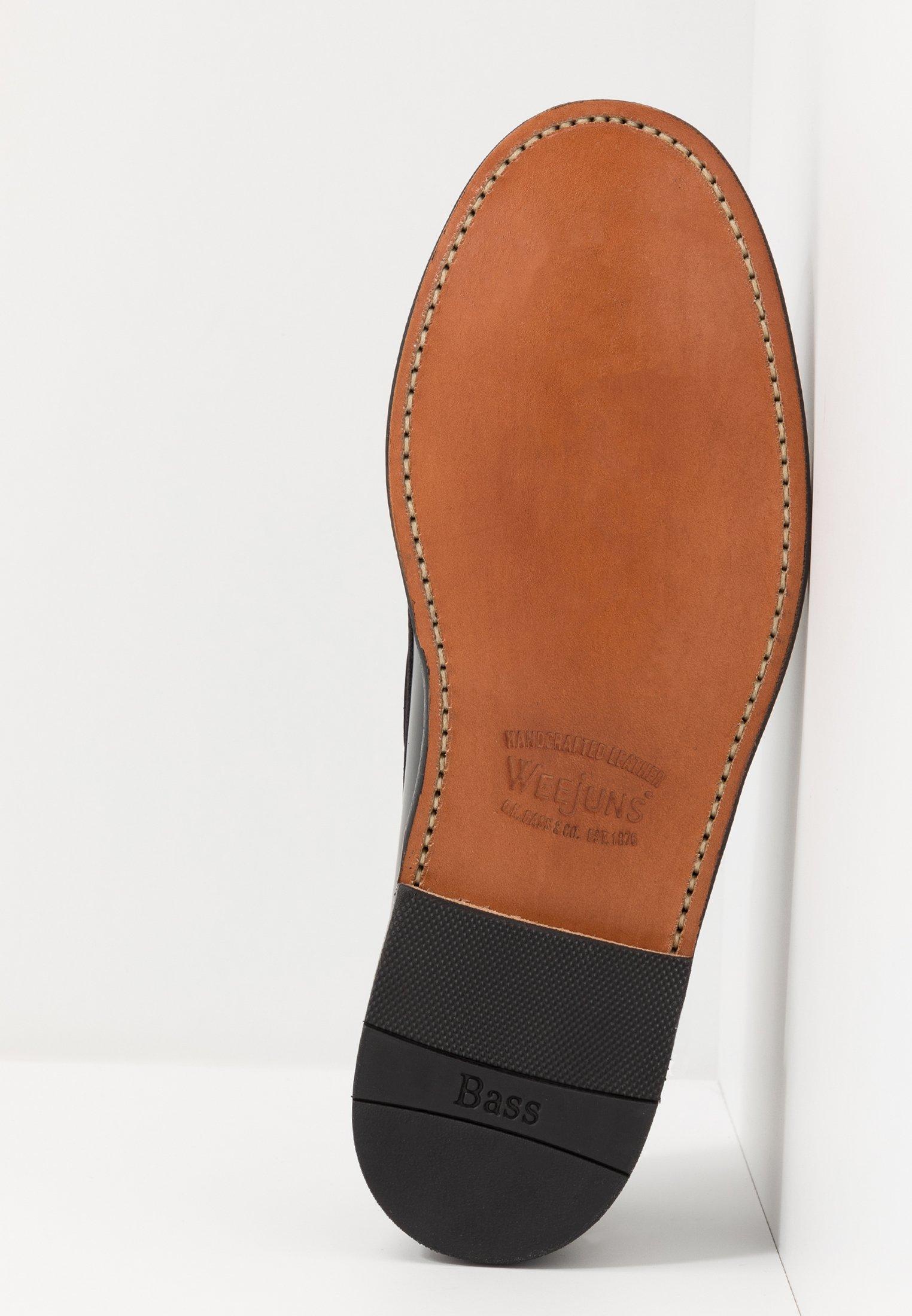 G. H. Bass & Co. WEEJUN LARKIN TASSEL HERITAGE - Business loafers - black Dnrkm