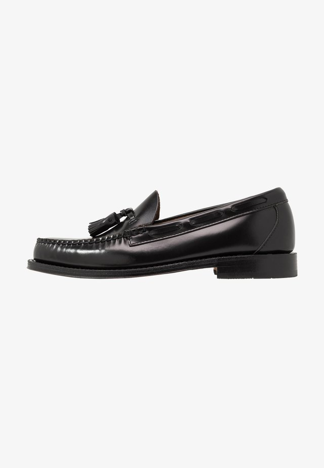 WEEJUN LARKIN TASSEL HERITAGE - Business-Slipper - black