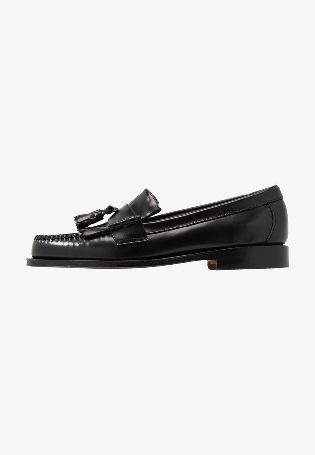 WEEJUN LAYTON KILTIE HERITAGE - Business-Slipper - black
