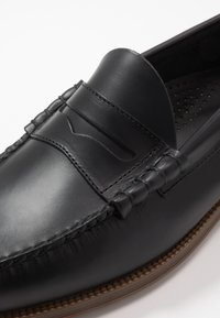 G. H. Bass & Co. - EASY WEEJUN LARSON PULL UP - Slip-ons - black - 6