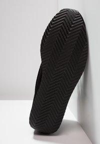 G. H. Bass & Co. - SCOUT RUNNER MID - Volnočasové šněrovací boty - black - 4