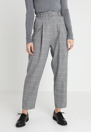DARE TO DRESSAGE TROUSERS - Pantalon classique - grey