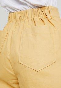 Ghospell - HABITAT TROUSERS - Bukser - yellow - 5