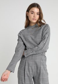Ghospell - DARE TO DRESSAGE POPPER  - Blouse - grey - 0
