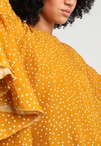 Ghospell - BIG POND BATWING - Blouse - yellow - 5