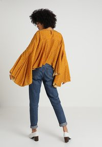 Ghospell - BIG POND BATWING - Blouse - yellow - 2