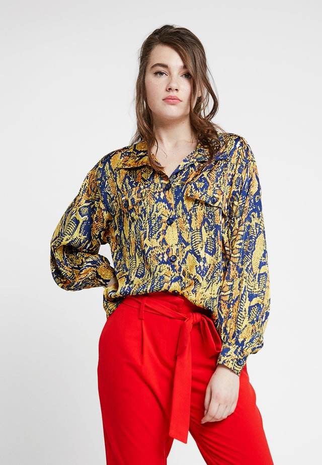 WILD THING - Button-down blouse - multi