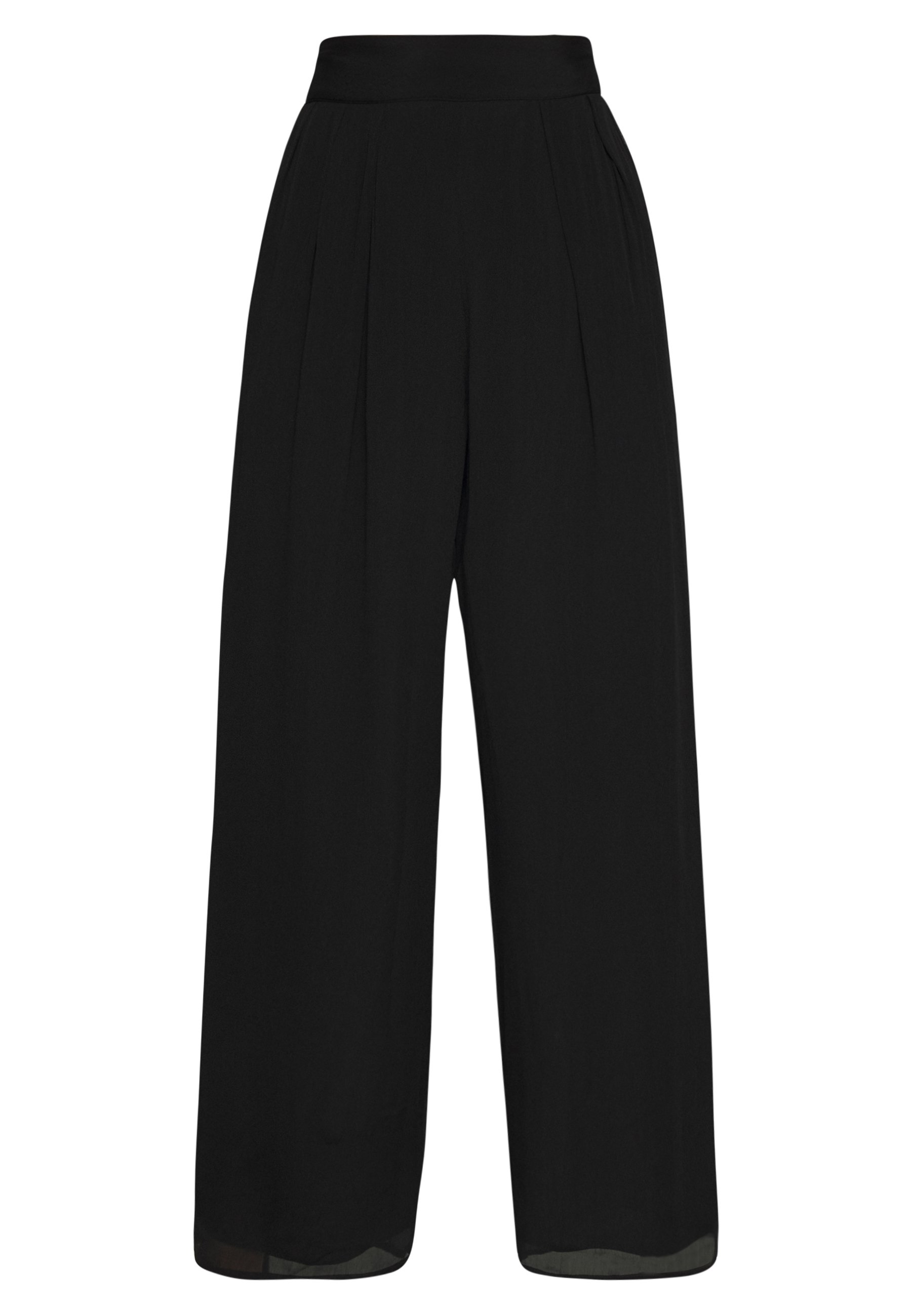 Ghost TRUDIE TROUSER - Pantaloni - black
