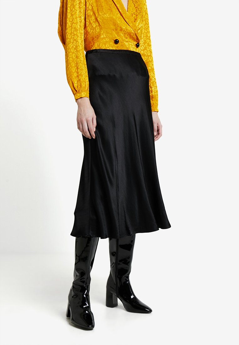 Ghost - CHELSEA SKIRT - A-snit nederdel/ A-formede nederdele - black