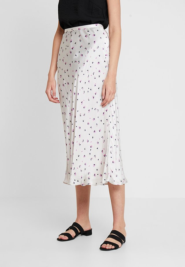 LIZZIE SKIRT - Pencil skirt - off-white