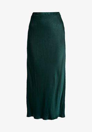 HARPER SKIRT - Áčková sukně - green