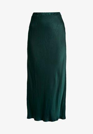 HARPER SKIRT - Jupe trapèze - green