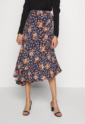 JENNI SKIRT - A-line skirt - black