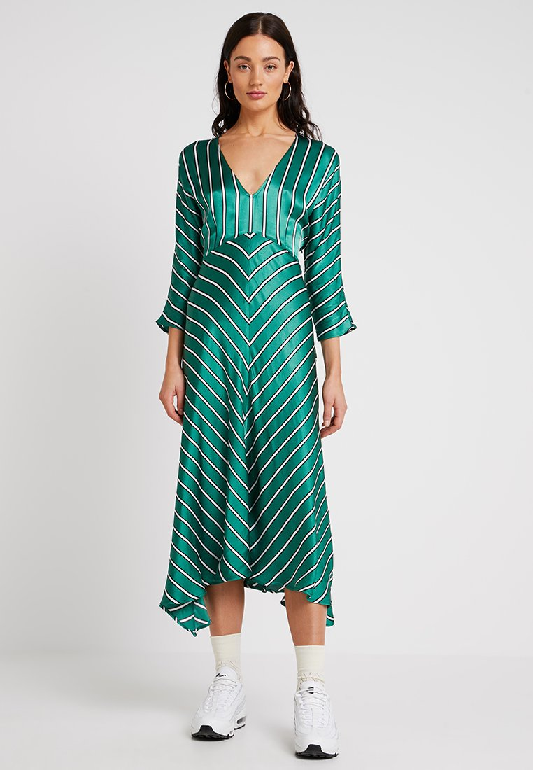 Ghost - GEORGIA DRESS - Freizeitkleid - green