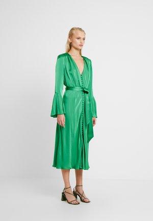 ANNABELLE DRESS - Skjortklänning - green