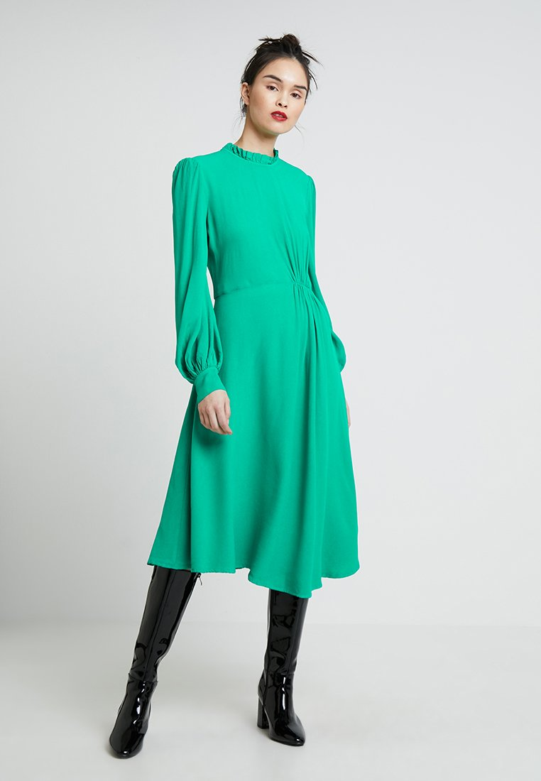 Ghost - MARTHA DRESS - Denní šaty - green