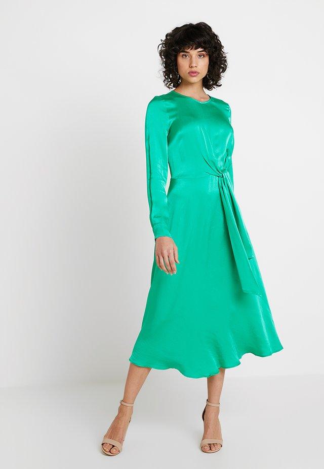 MINDY DRESS - Cocktail dress / Party dress - green