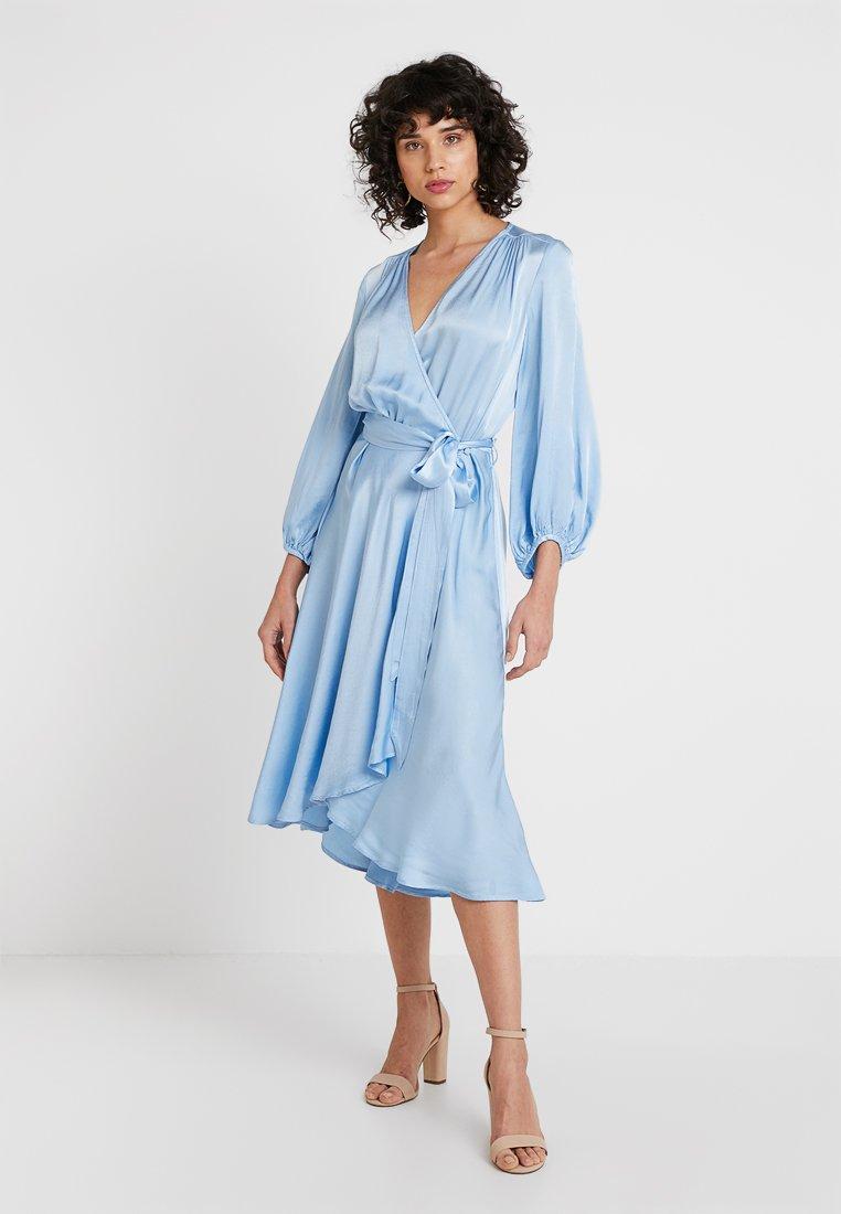Ghost - AGGIE DRESS - Maxikleid - pale blue
