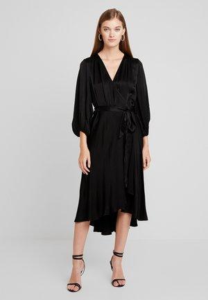 AGGIE DRESS - Maxi dress - black